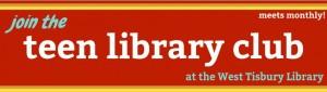 Teen Library Club (TLC) Meeting