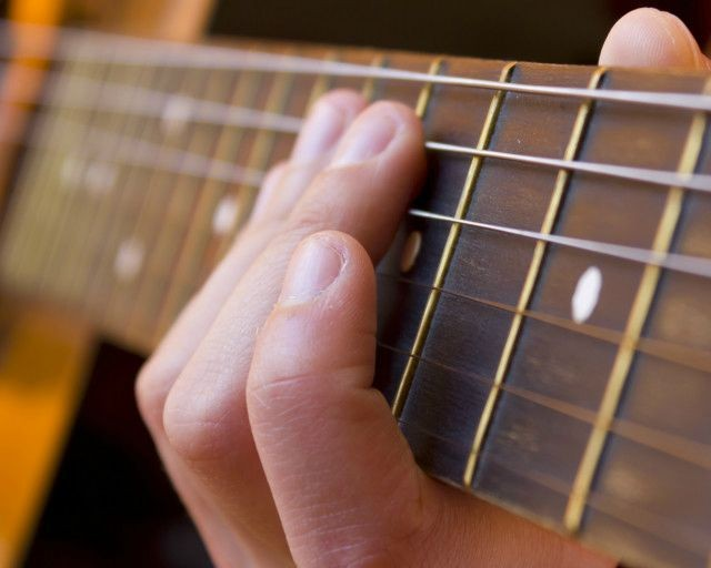 edited guitar