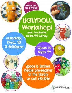 CREATE AND SEW AN UGLY DOLL