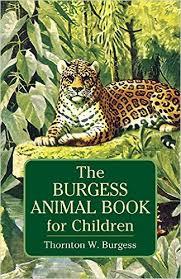 burgess animal