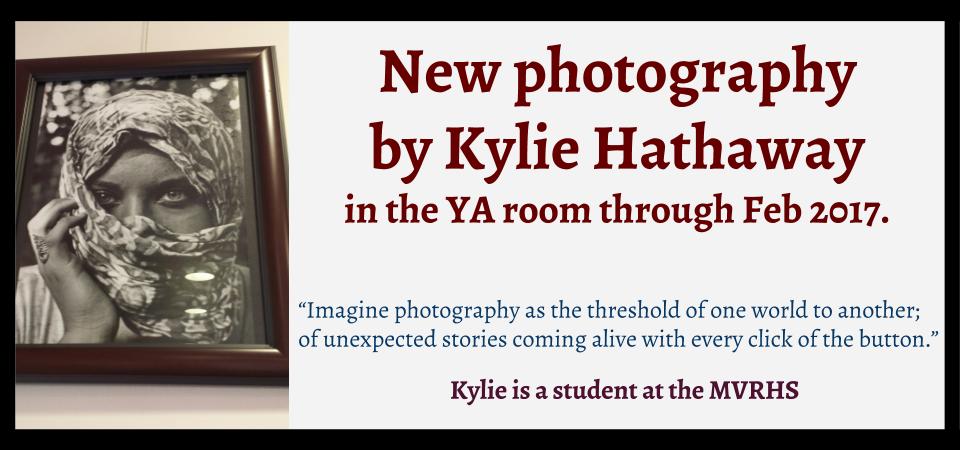 slider YA artist Kylie Hathaway