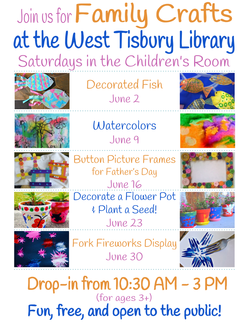 Drop-in Family Crafts