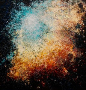 "Art Reception: ""Spacewalk"" Featuring Valentine Estabrook"