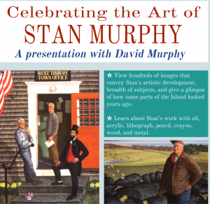 Celebrating the Art of Stan Murphy