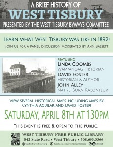 04-08-17_Brief History of West Tisbury
