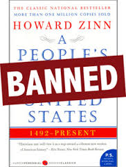 howard zinn banned book