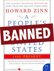 howard zinn banned book