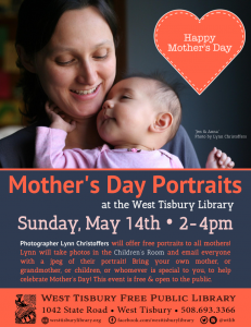 Free Mother's Day Portraits!
