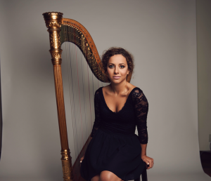 Natalie Lurie Classical Harp Concert