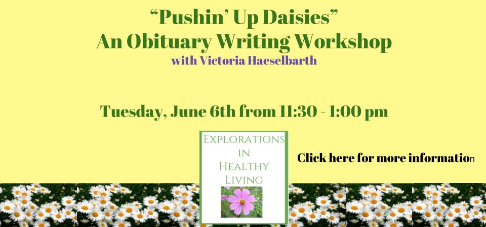 slider Pusin up daisies Obituary writing-5