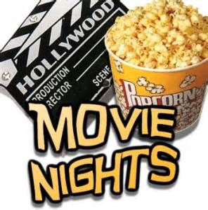 Young Adult Movie Nights in July!