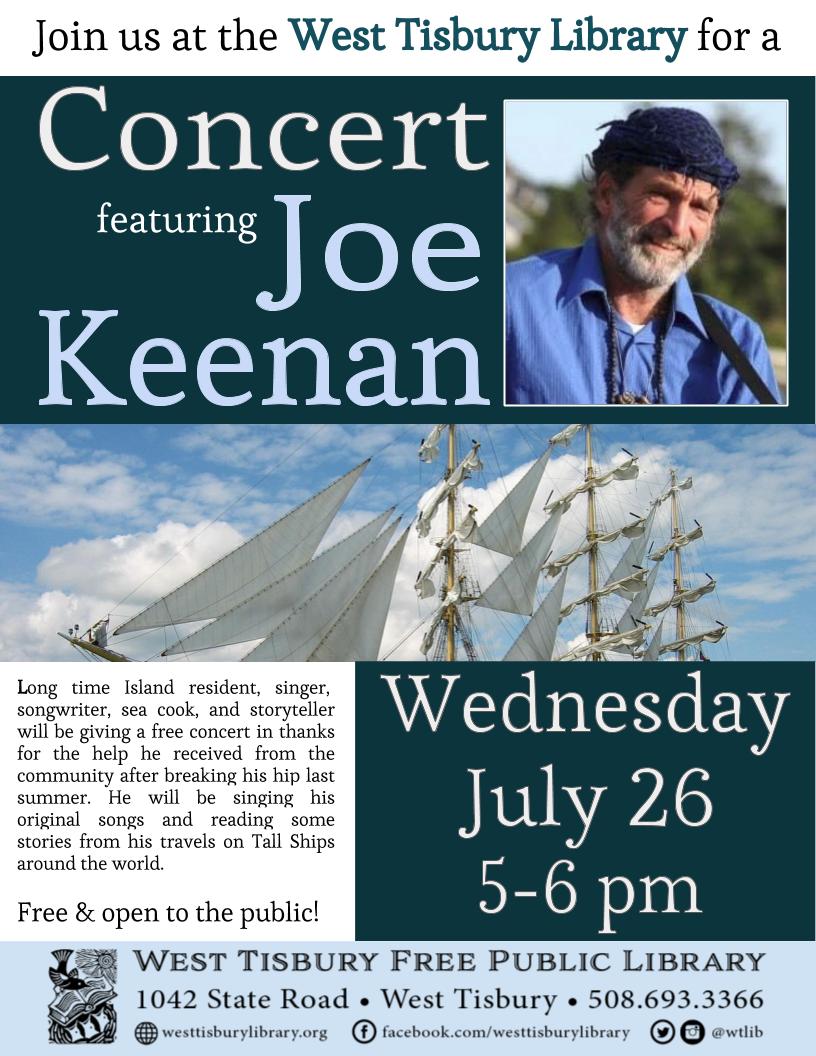 07-26-17_Joe Keenan Concert