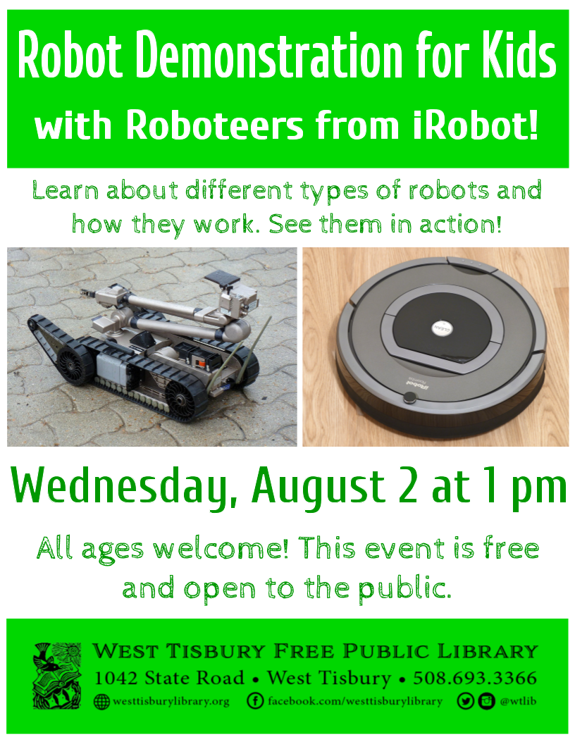 Robot Demonstration for Kids