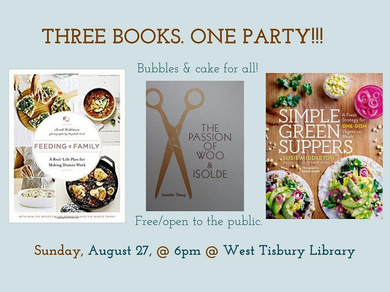WT Lib Book Partyw  cover