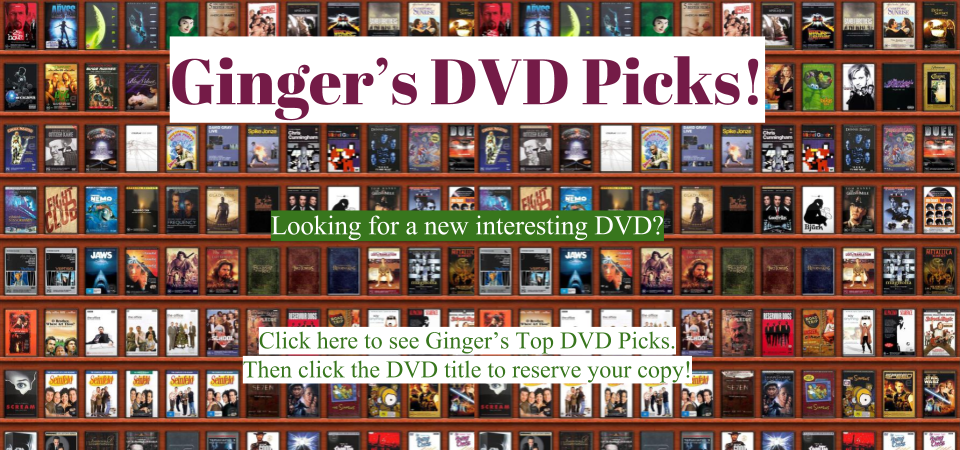 slider Ginger's DVD picks