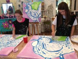 Teen/Tween Art Class with Mariah