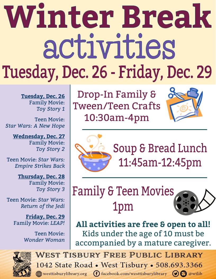 Family & Tween/Teen Crafts
