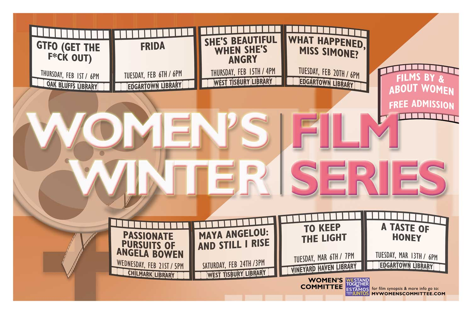 Women's Winter Film Series