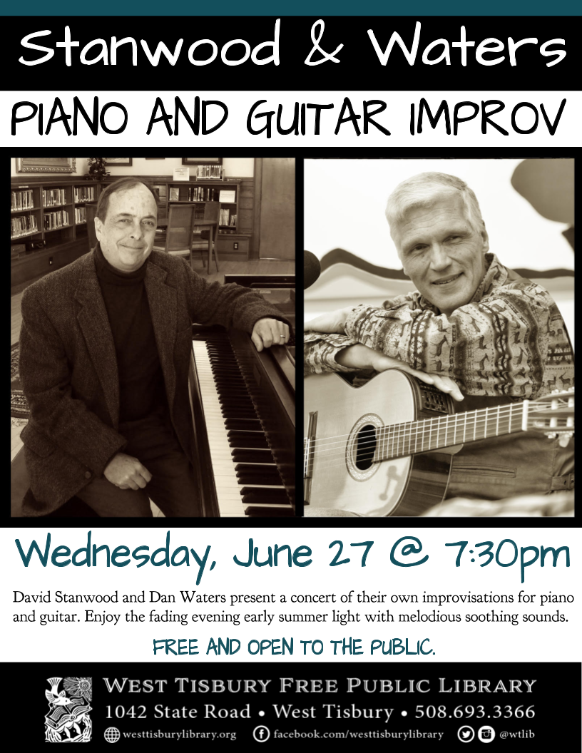 Stanwood & Waters - Piano and Guitar Improv