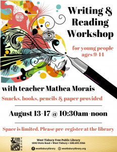 Writing & Reading Workshop