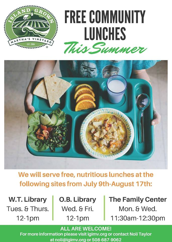 Free Community Lunch