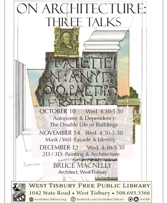 On Architecture: Three Talks with Bruce MacNelly