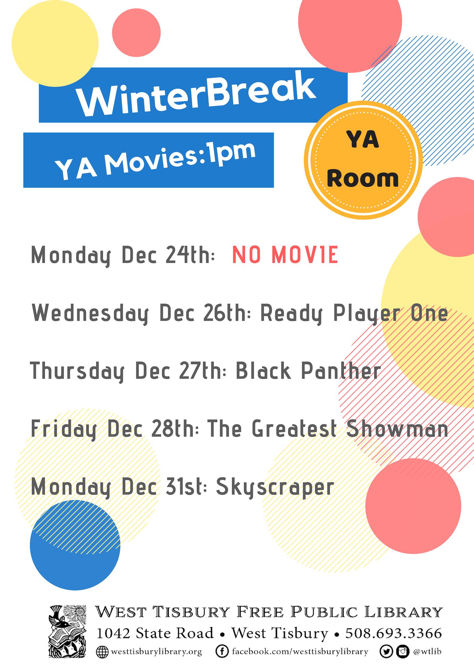 Teen Movie Screening
