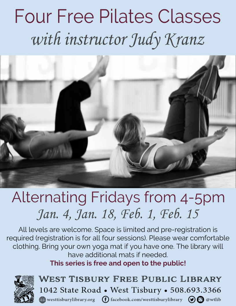 Pilates Class with Judy Kranz