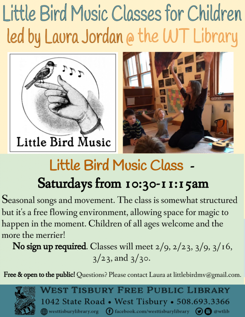 Little Bird Music Class