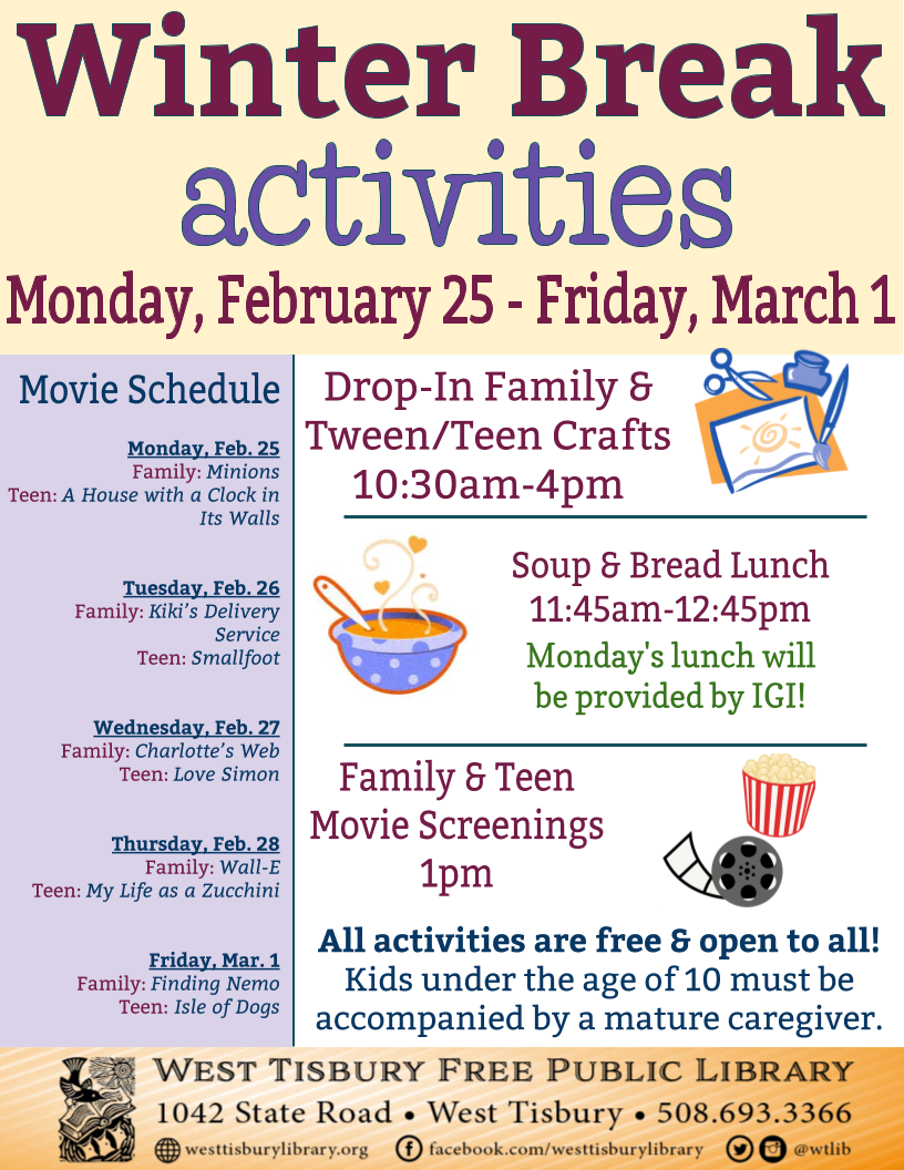 Family and Teen Movie Screenings