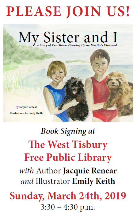 Book Talk with Jacquie Renear & Emily Keith