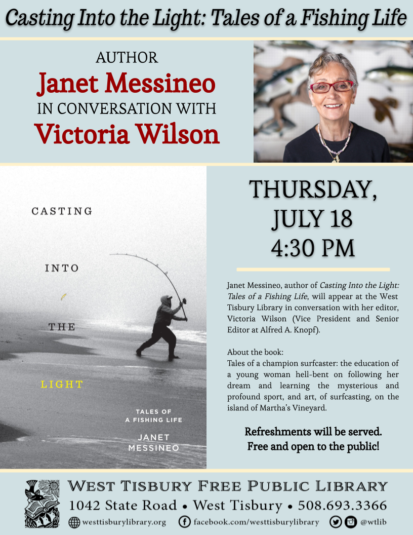 Janet Messineo in Conversation with Victoria Wilson