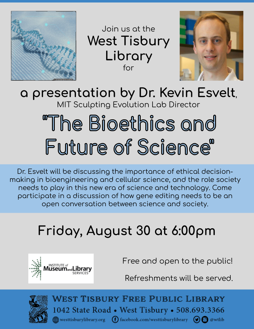 Bioethics and the Future of Science