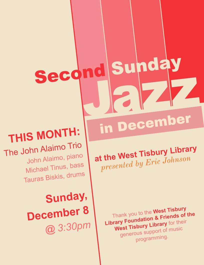 Second Sunday Jazz