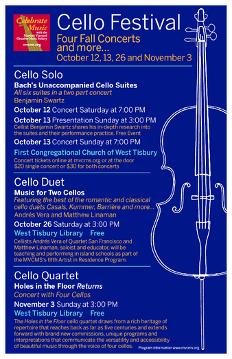 Concert with Two Cellos