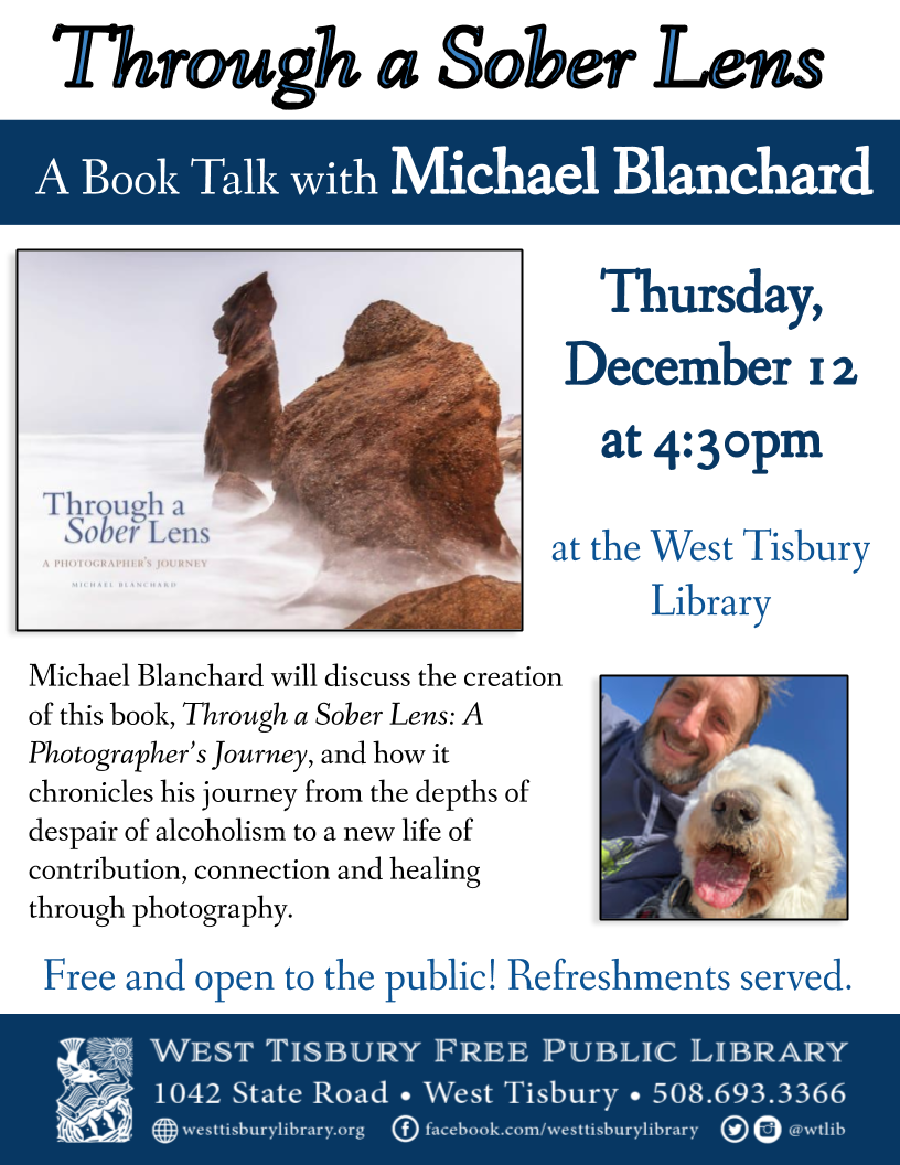 Book Talk with Michael Blanchard