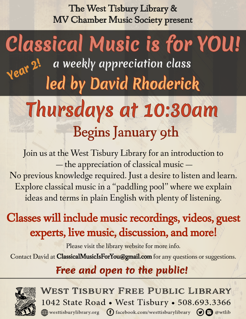 Classical Music is for YOU!