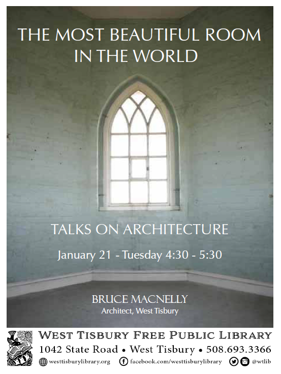Architecture Talk with Bruce MacNelly