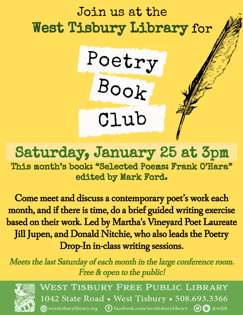 Poetry Book Club