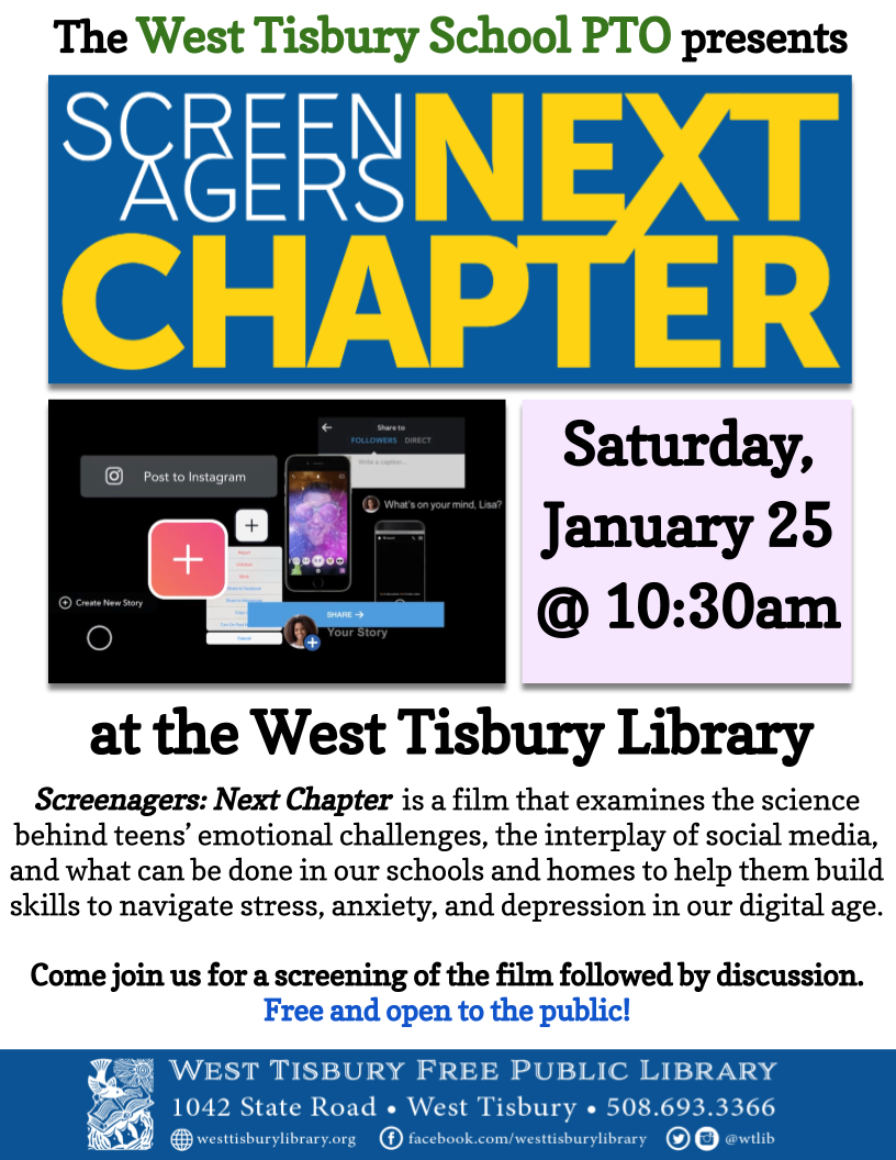 Screenagers Next Chapter Film