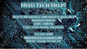 Tech Help Hour!