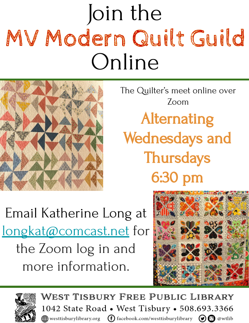 MV Modern Quilt Guild Online