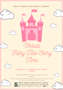 Virtual Fairytale Storytime