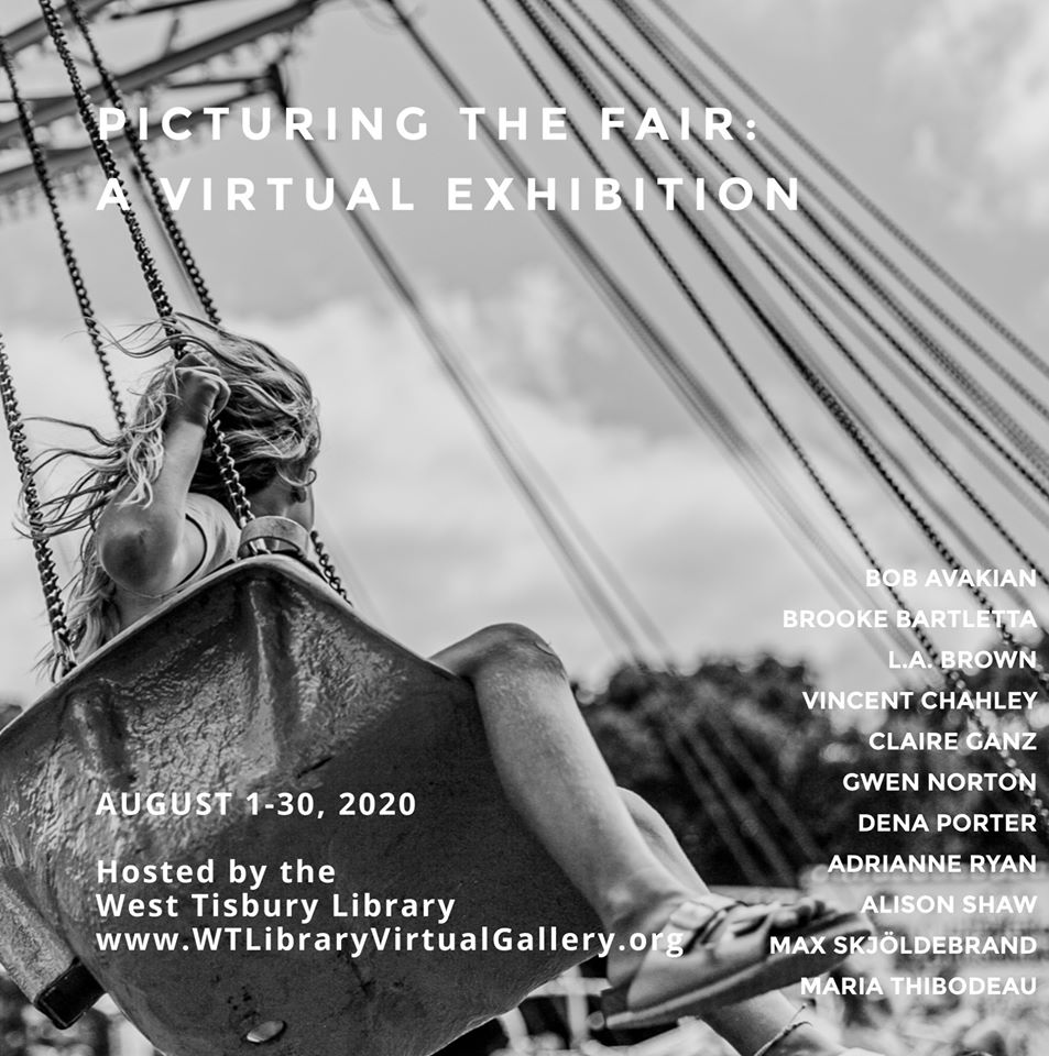 "Online Group Artist Reception - ""Picturing the Fair: A Virtual Exhibition"""