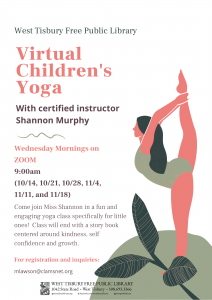 Virtual Children's Yoga