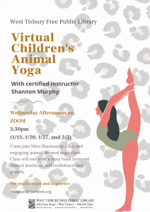 Virtual Children's Animal Yoga